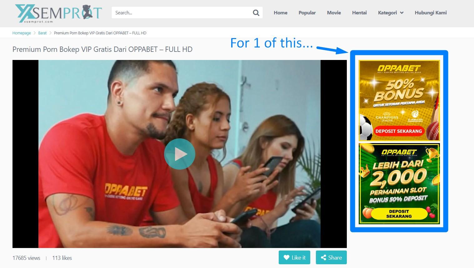 Sidebar Desktop View Only For Web xSemprot