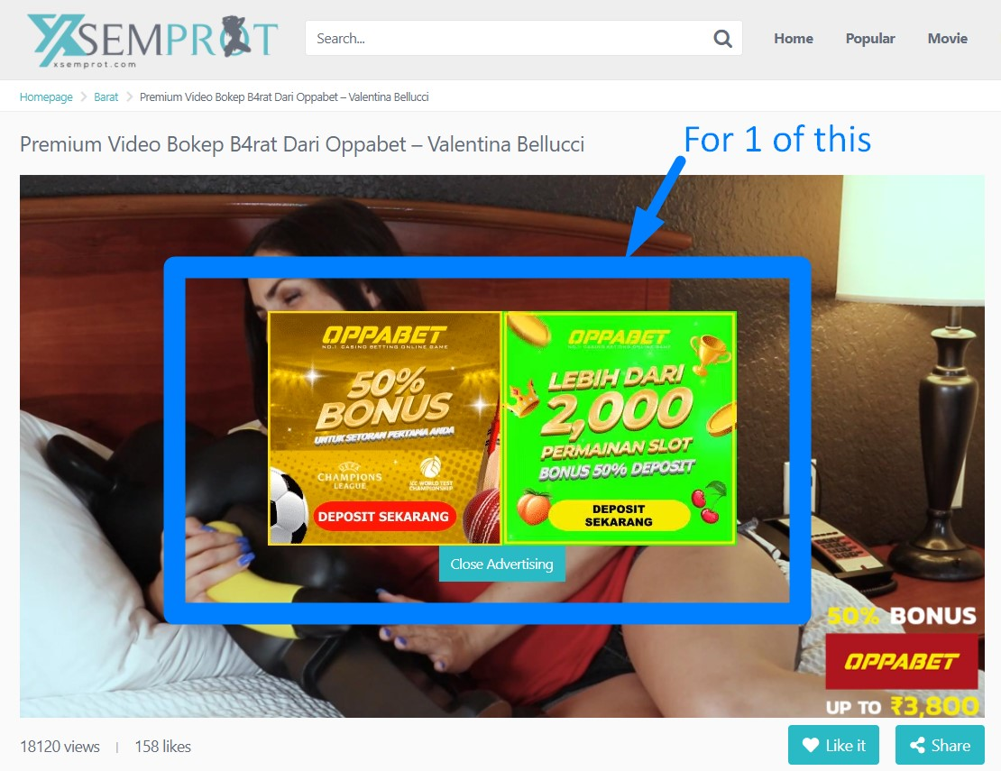 Desktop Only In Video Player xSemprot iDR