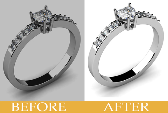 I will do Super quality jewelry images retouching