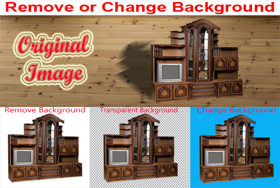 Remove background super fast of your 20 images