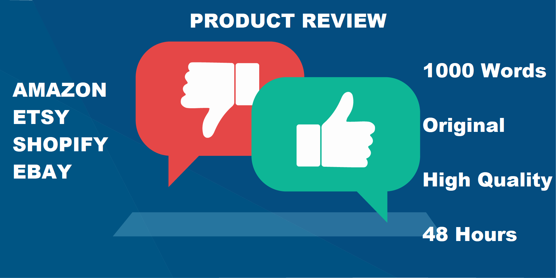 1000 Word High Quality Ecommerce Product Review Article