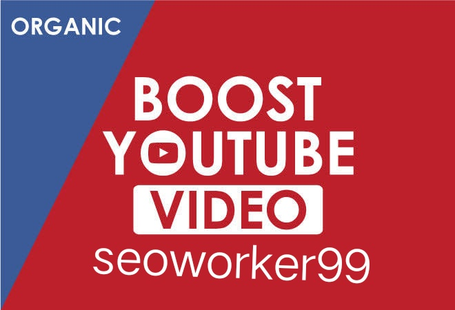 Promote YouTube Package Promotion All In One Service Non Drop & Instantly Start