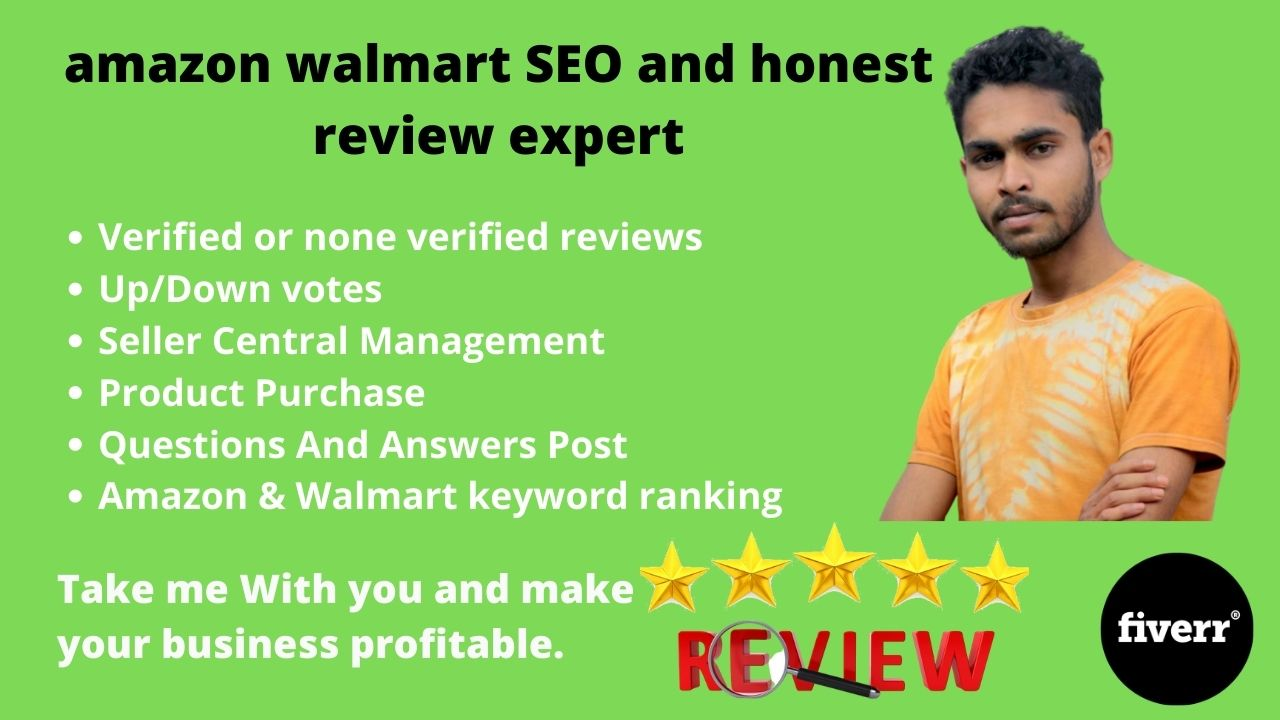 I will do amazon SEO keyword research to increase sales