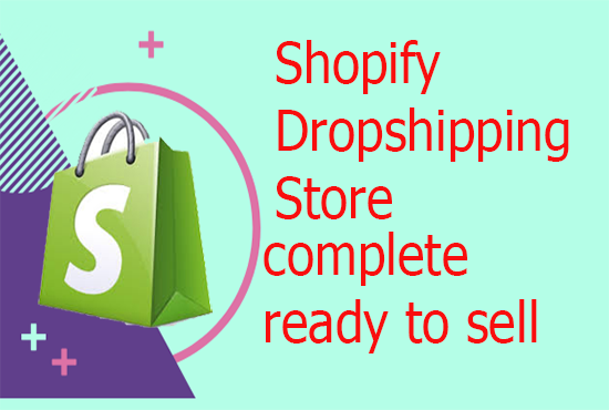 I'll create shopify automated dropshiping store or shopify website or shopify eCommerce store