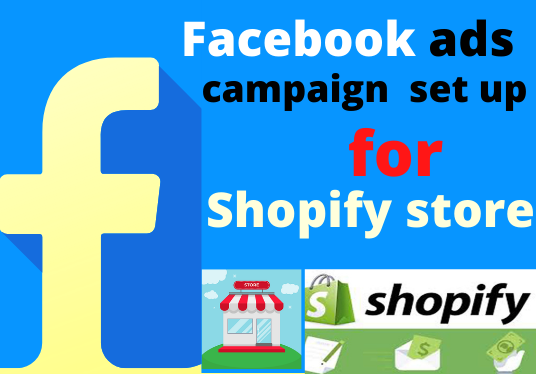 I will create and manage your Facebook ads campaign for the Shopify store