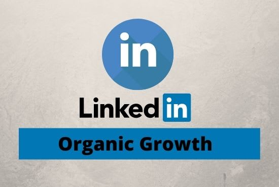 I will grow your 300+ worldwide Linkedin follower organically