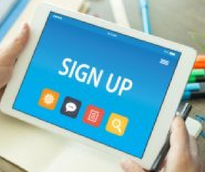 45 real USA sign up or referral , registration , register for you