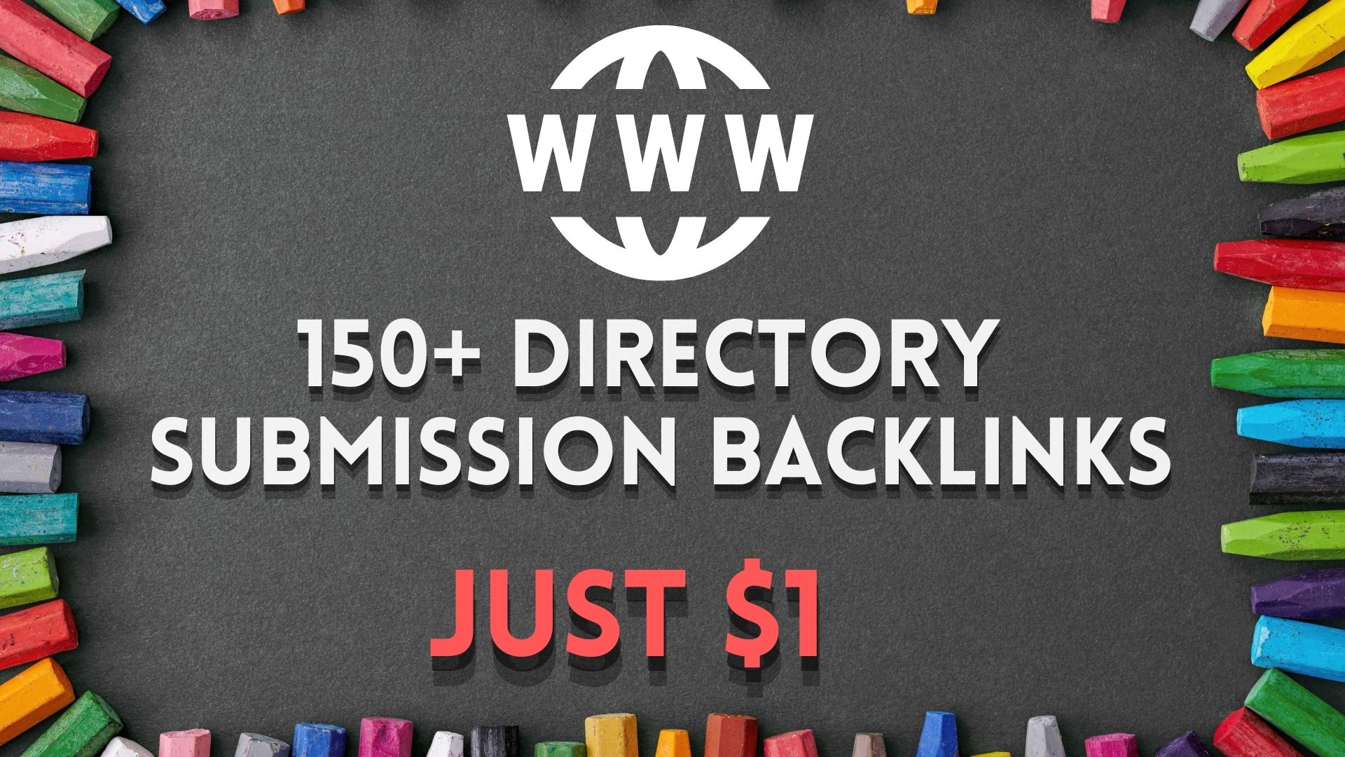 150+ Directory-Submission SEO Backlinks done by me for super fast Ranking