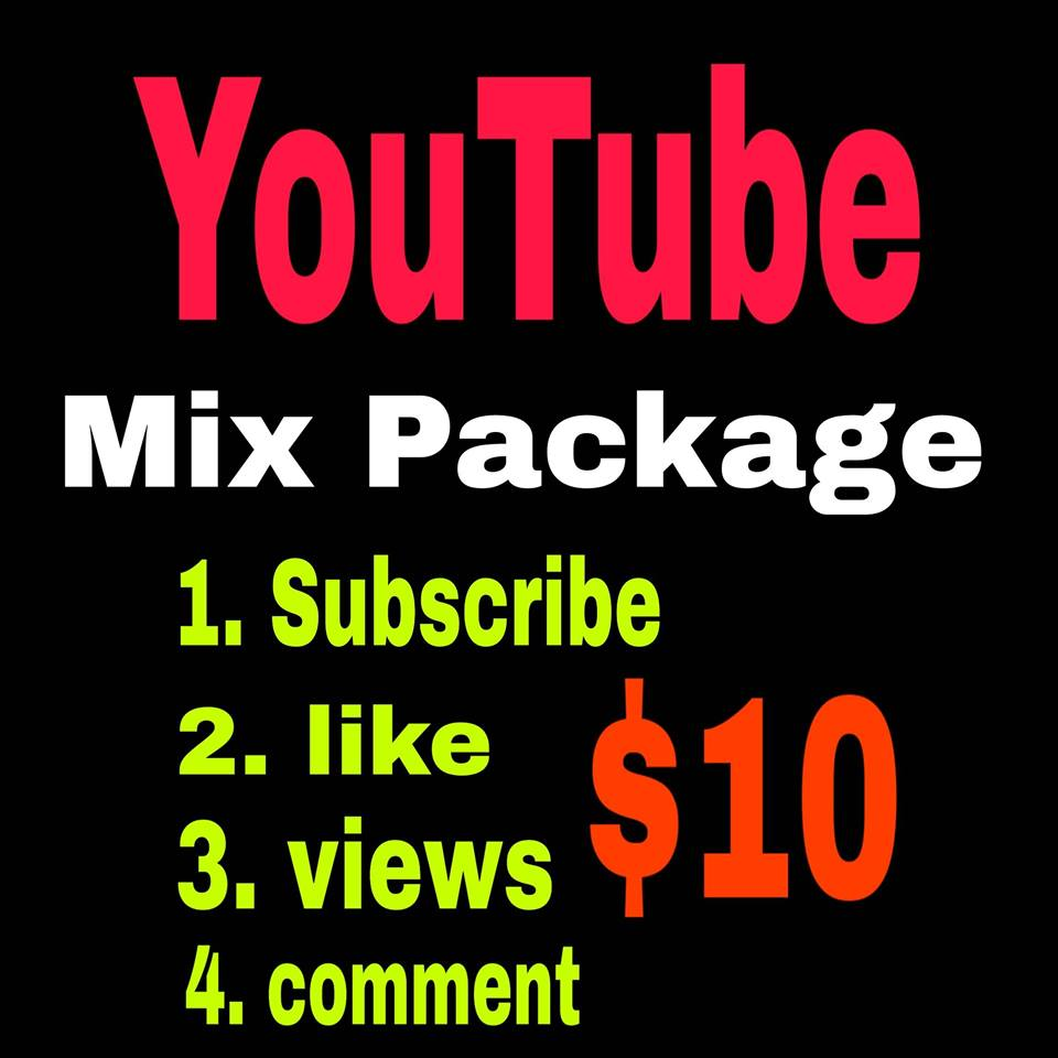 YOUTUBE VIDEO PROMOTION NON DROP & HIGH QUALITY WITH SUPER FAST PACKAGE-2020