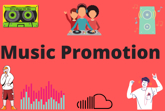 Get Real Music Promotion Rank Your Music and Make Viral