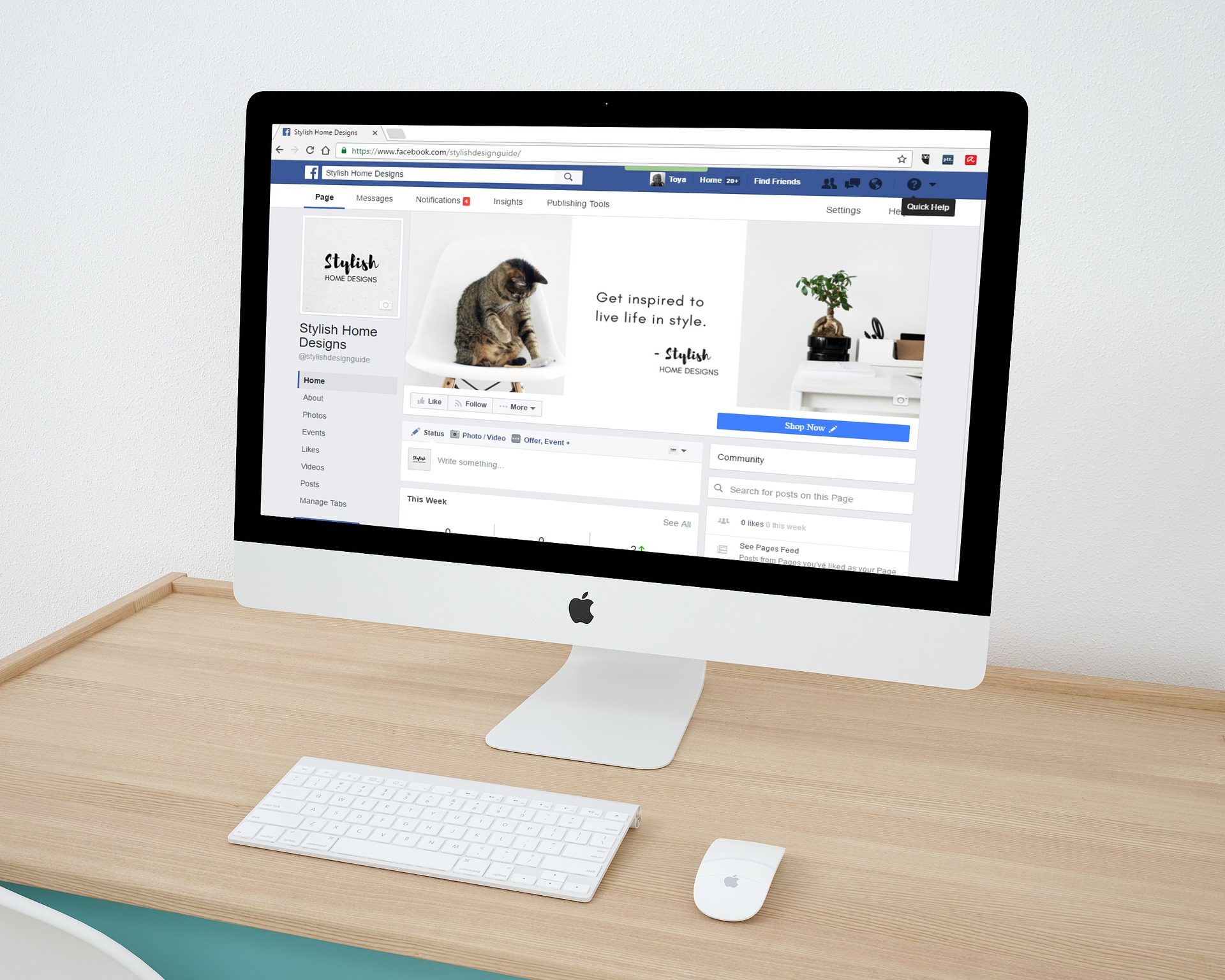 I Will Create a Professional Facebook Business Page For Your Business