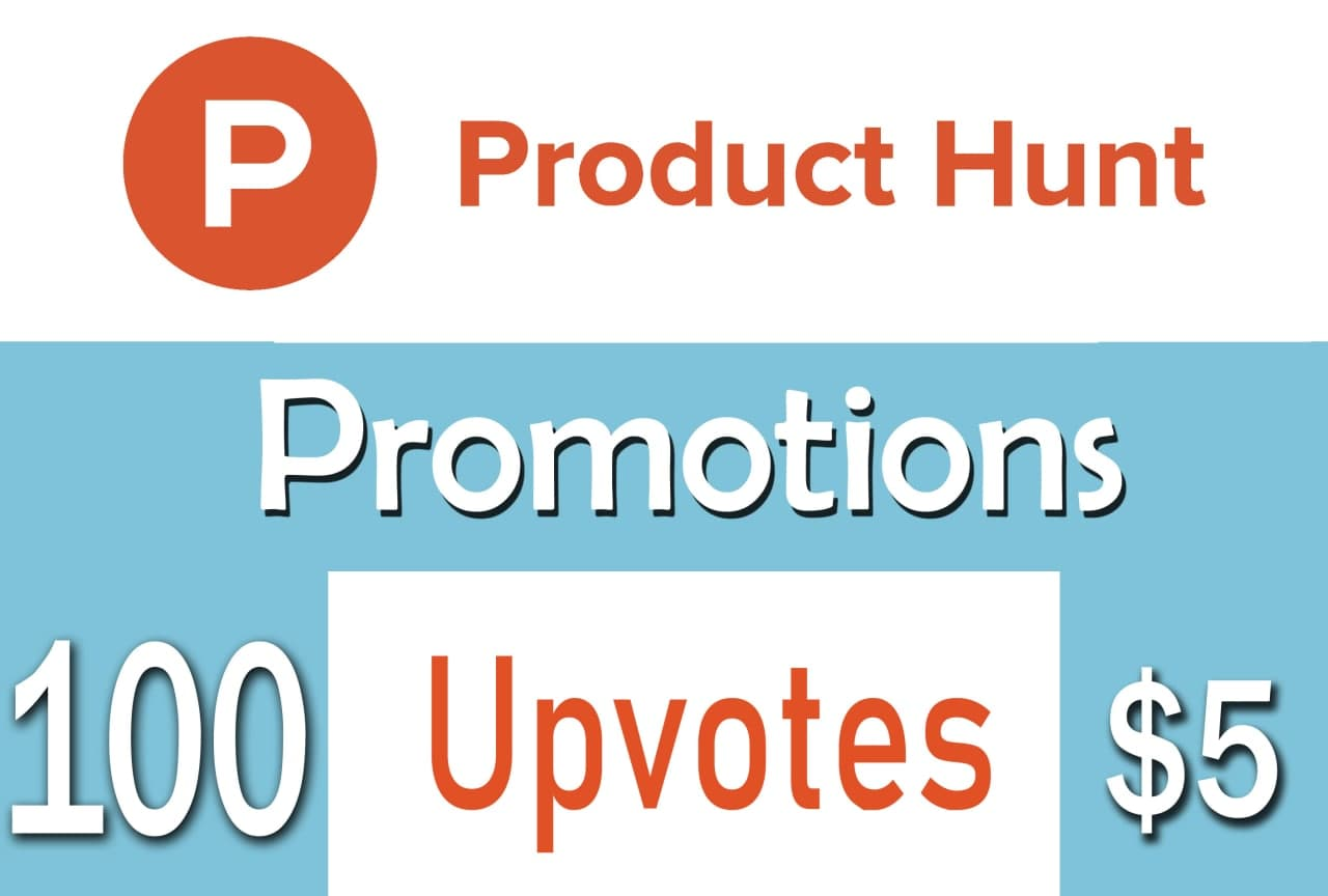 Buy 100 Product Hunt Upvotes to Your Project