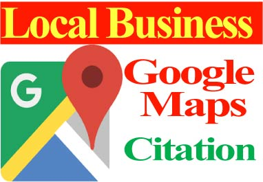 Manual 50 Google Maps citation for local SEO, local business listing, directory submission