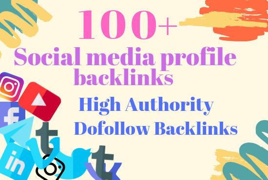 I will Do make 100 high authority social bookmark backlinks for google rankings