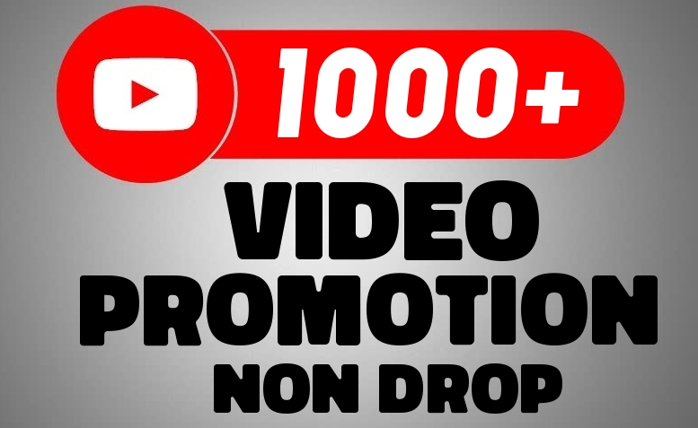 YouTube Video Promotion With Organic Method