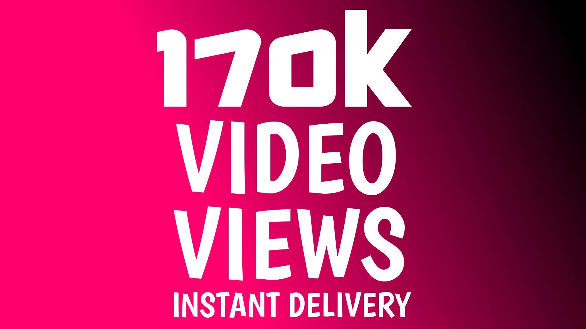 Add Super Instant 50k HQ Views Guaranteed