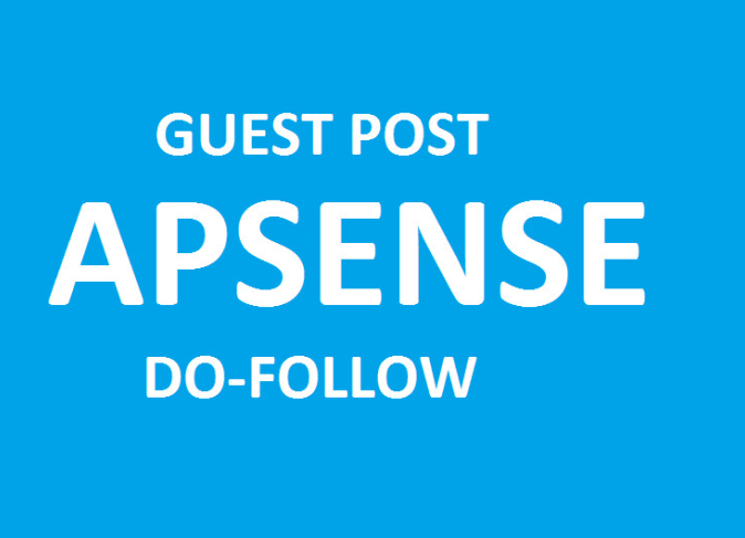 Write and Publish 2 Guest Post on Apsense DA 70 Plus
