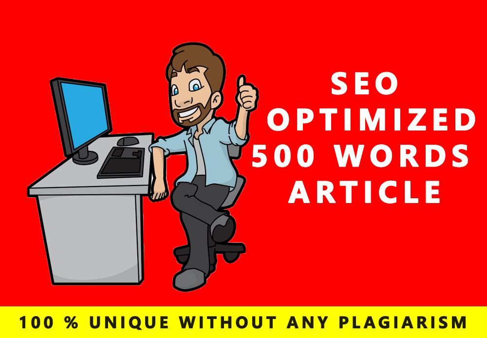 I will write SEO articles for higher rankings in search engine
