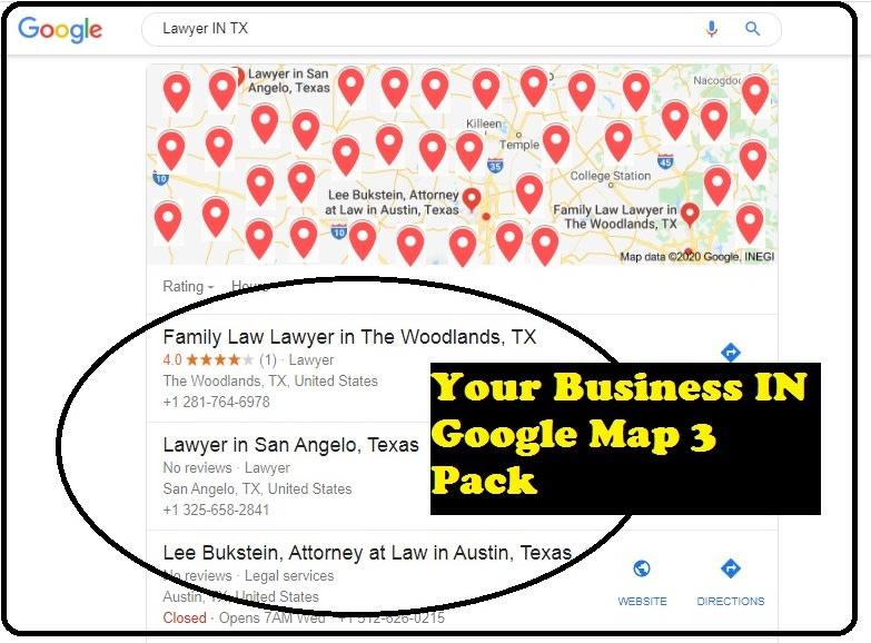 I do 350 google maps citations for local business