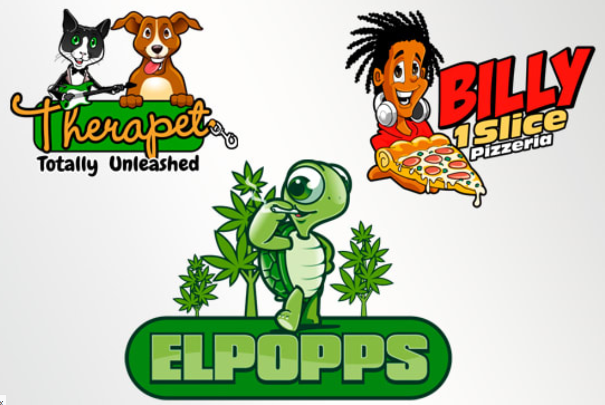 I will design mascot,  character or cartoon logo