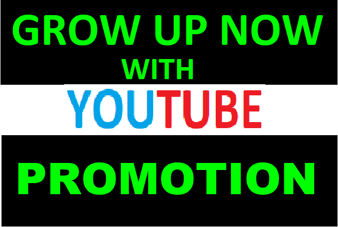 I Will Give You Best YouTube Promotion Safe And Fast Delivery