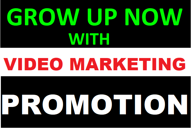Get The Best Natural YouTube Video Marketing Promotion Safe Delivery