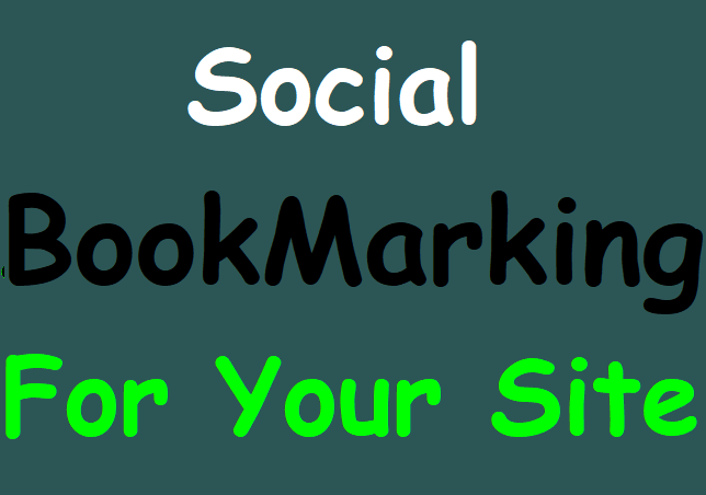 I will Create 100 High PR Social Bookmark Backlinks