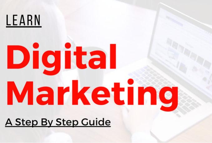 Complete digital marketing course