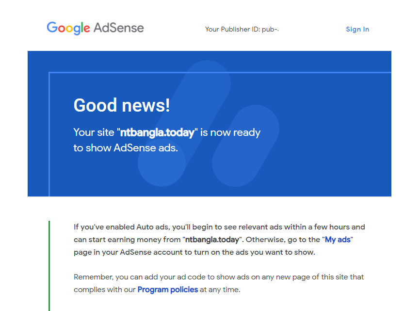 I will help you to get google adsense approval