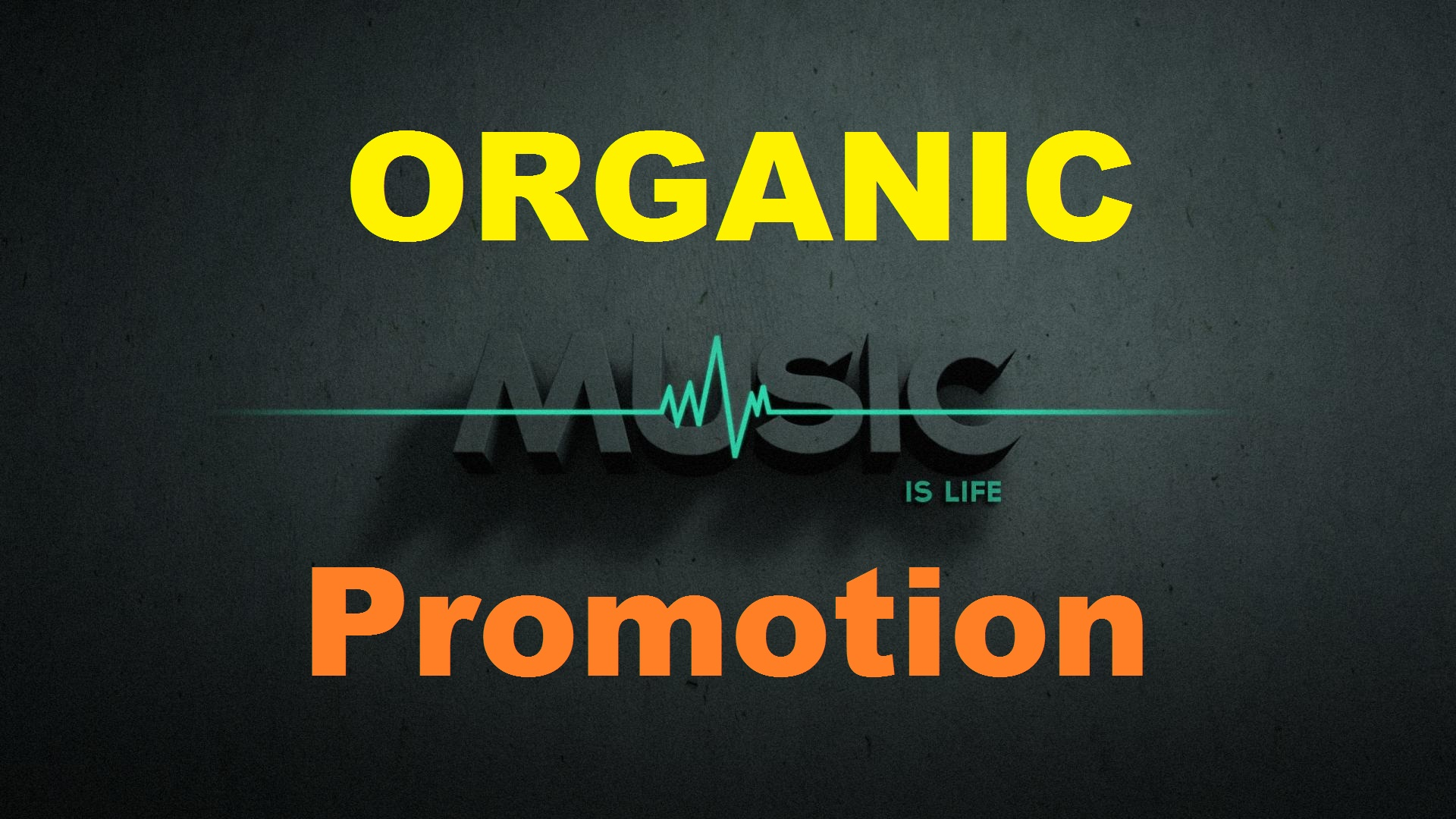 Music Promotion to your Track or song playlist