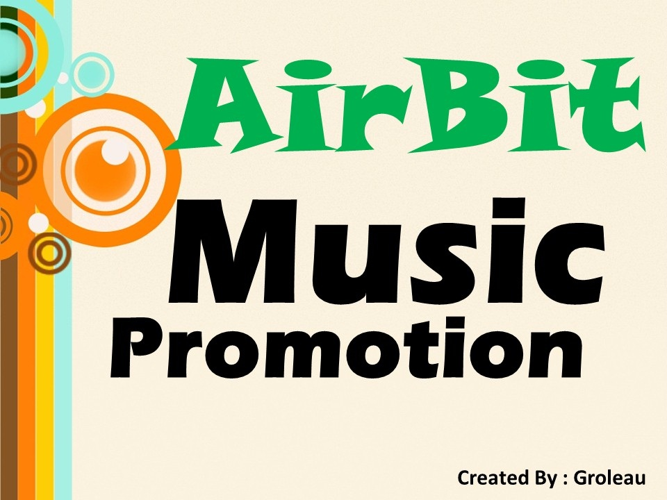Music Promotion To Your Song play On airbit