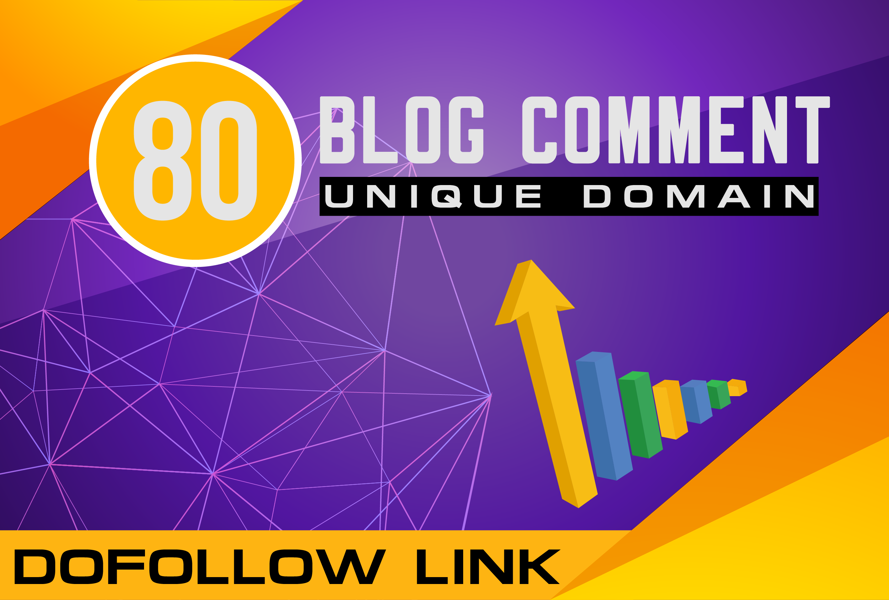 I Will Create 80 High Quality Dofollow Backlinks High dapa low obl