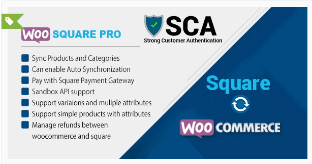 WooSquare Pro Migrate & Sync products categories