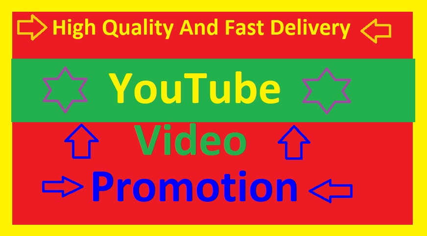 HQ YouTube Video Promotion And Social Marketing by Would Web User