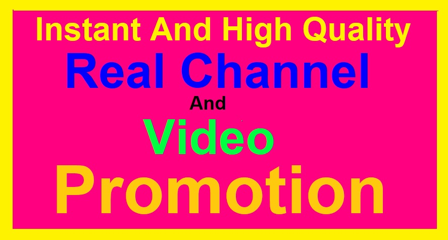 Very Retention YouTube Video Promotion and Social Marketing
