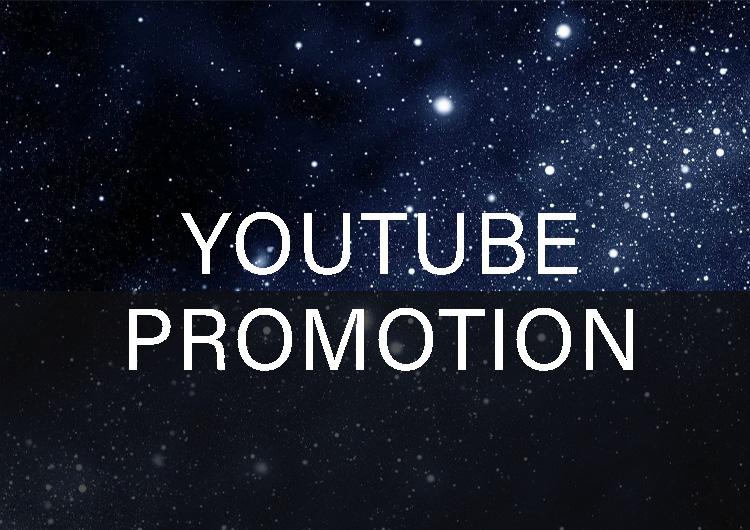 YouTube PromotionVideo and Social Media Marketing