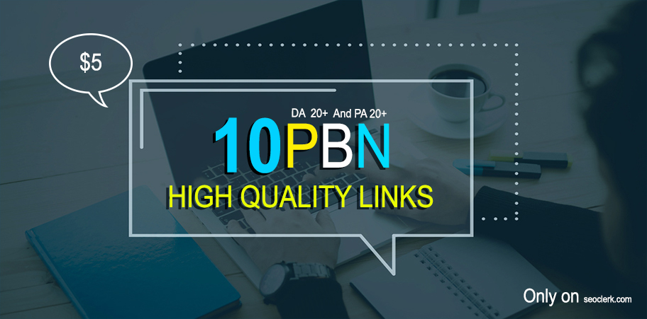 Do 10 Manual PBN Links High Quality Backlinks