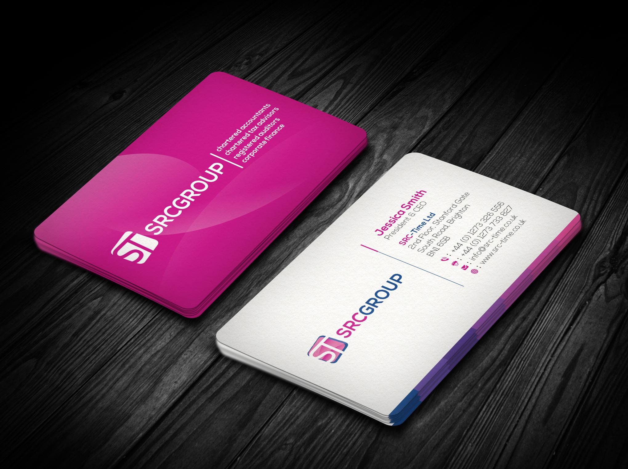 Design Professional Business-card