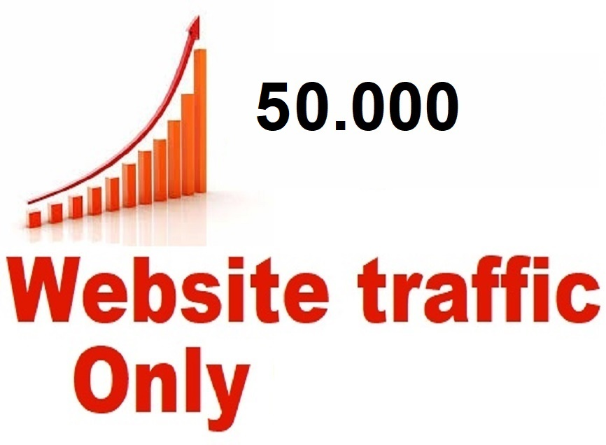 Provide 50.000 Referral Source Real Website Traffic