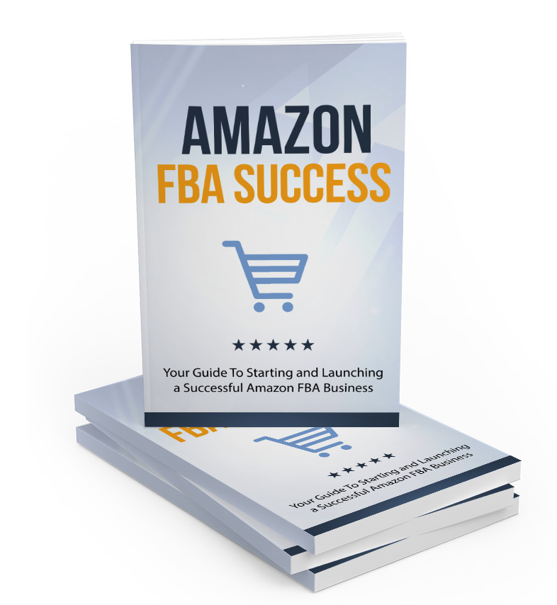 Amazon FBA Success - Brand New PLR Package - Instant Delivery