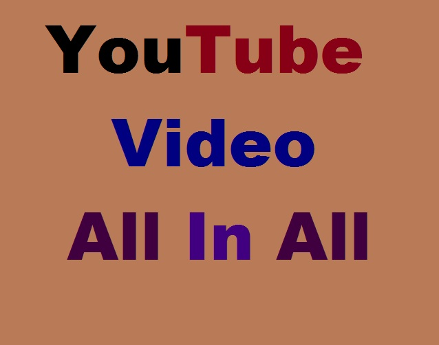 Manually Video Promotions Pack All In All One Super Fast