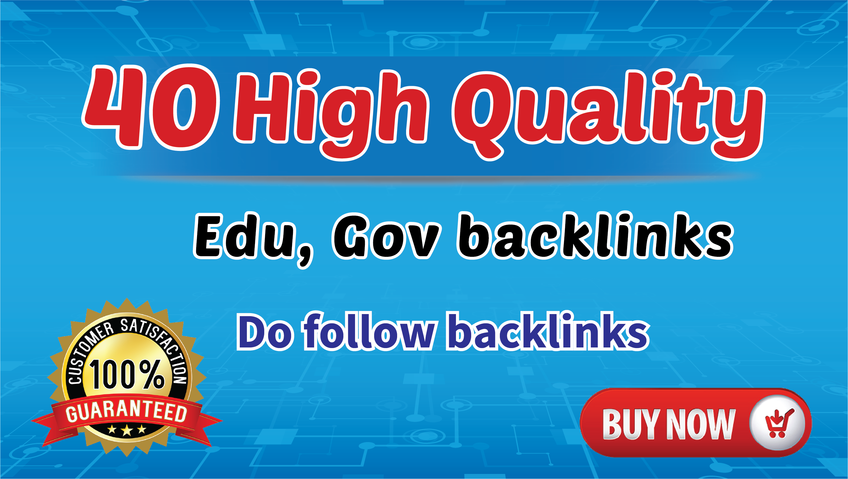 EDU GOV HIgh Quality 40 DO FOLLOW Blog Comments