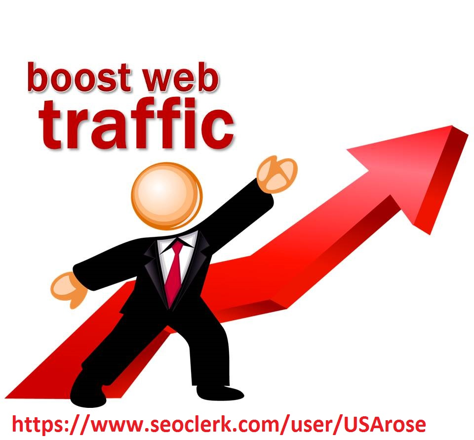Real Human 100,000+ Website Traffic For Your Blog or Affiliate Website