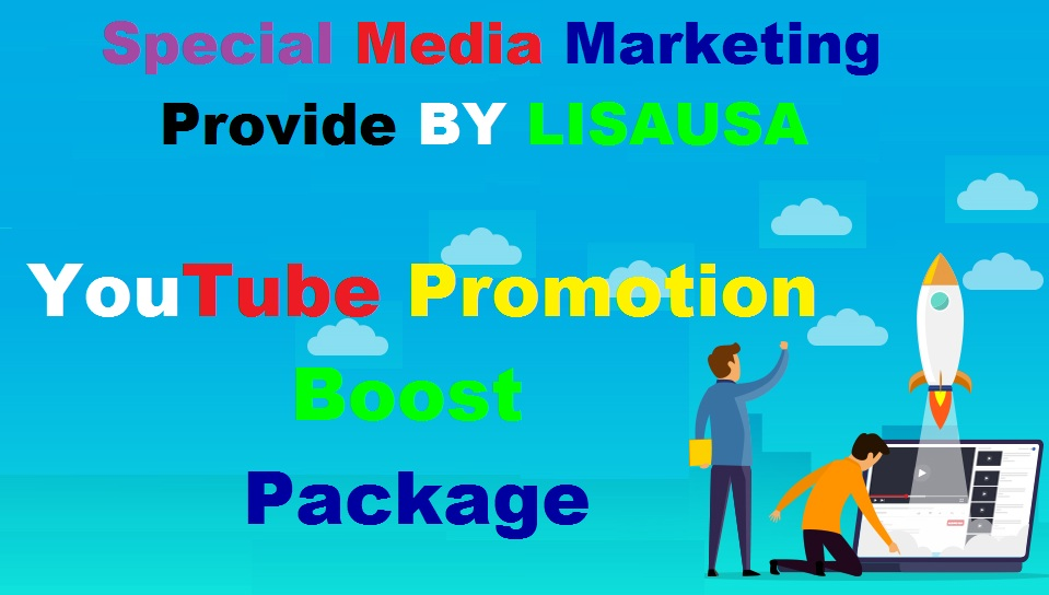 Get The Best SMM Boost Package For YouTube Promotion