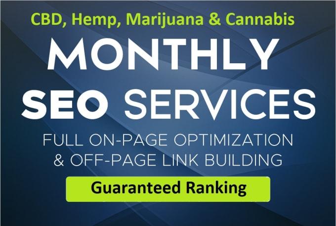 boost your cbd hemps marijuana and cannabis site rank in google
