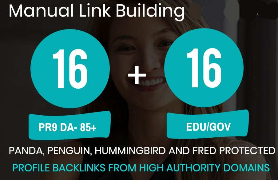 16 Pr9 Authority Backlinks + 16 Edu - Gov High Backlinks - Fire Your Google Ranking