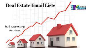 Real Estate Business Email List 3k