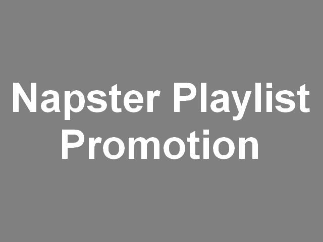 Your track on an Playlist playing 24/7 for one month