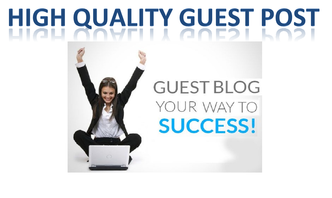 Provide High Quality Guest Post On DA 93 Website