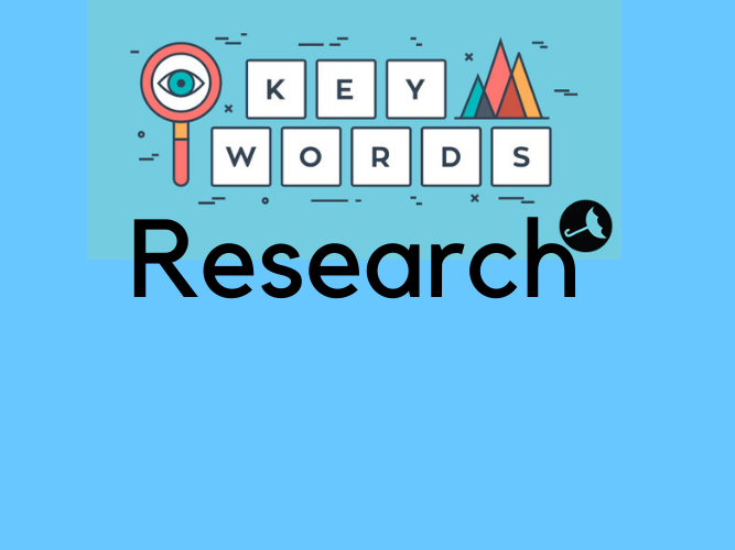 Responsive keyword research for website ranking